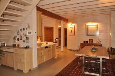 ξυλινα σπίτια wooden houses ενεργειακές κατοικίες